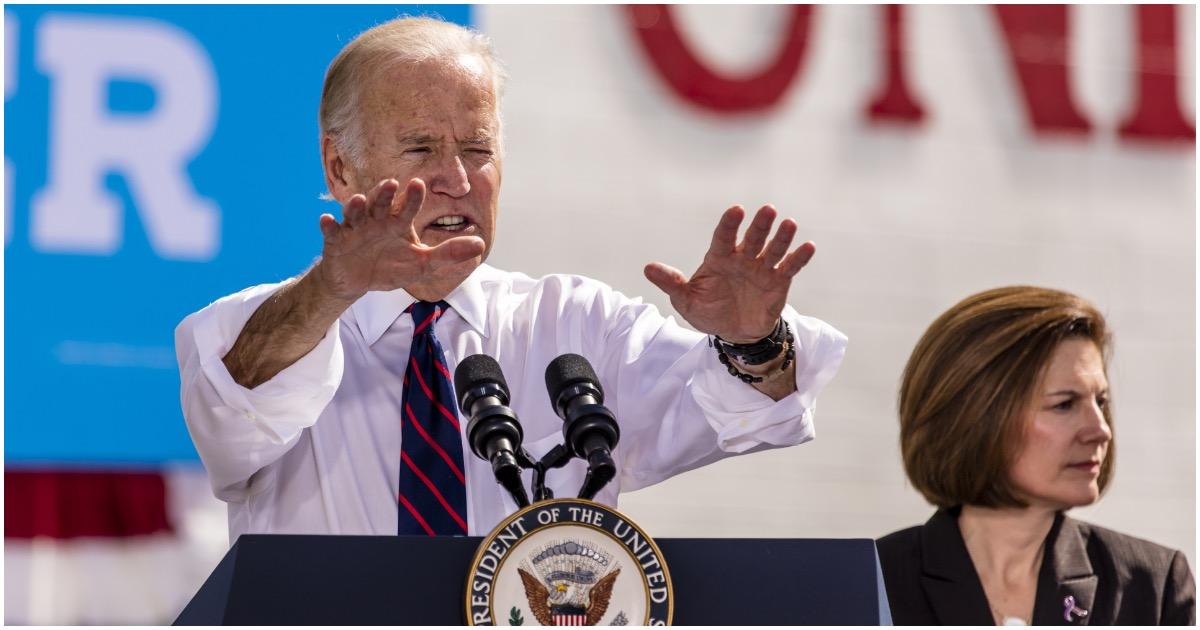 Secret Service Agents Blew Whistle On Biden, His Penchant
